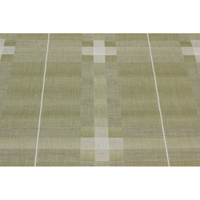 COTTAGE 1722 olive green/wool/8R06