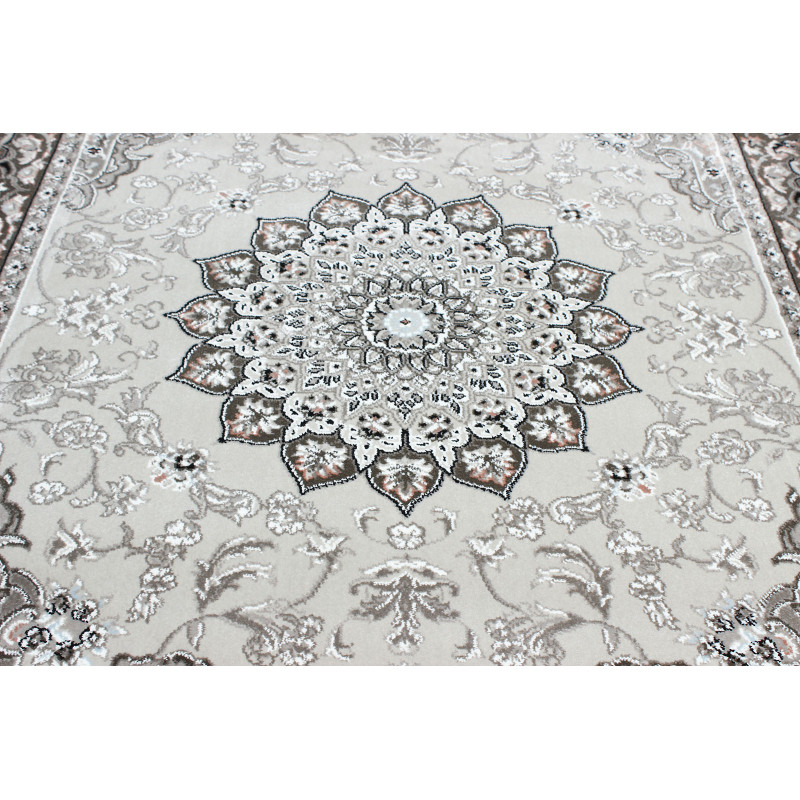 TURKISTAN 7608A CREAM/BROWN