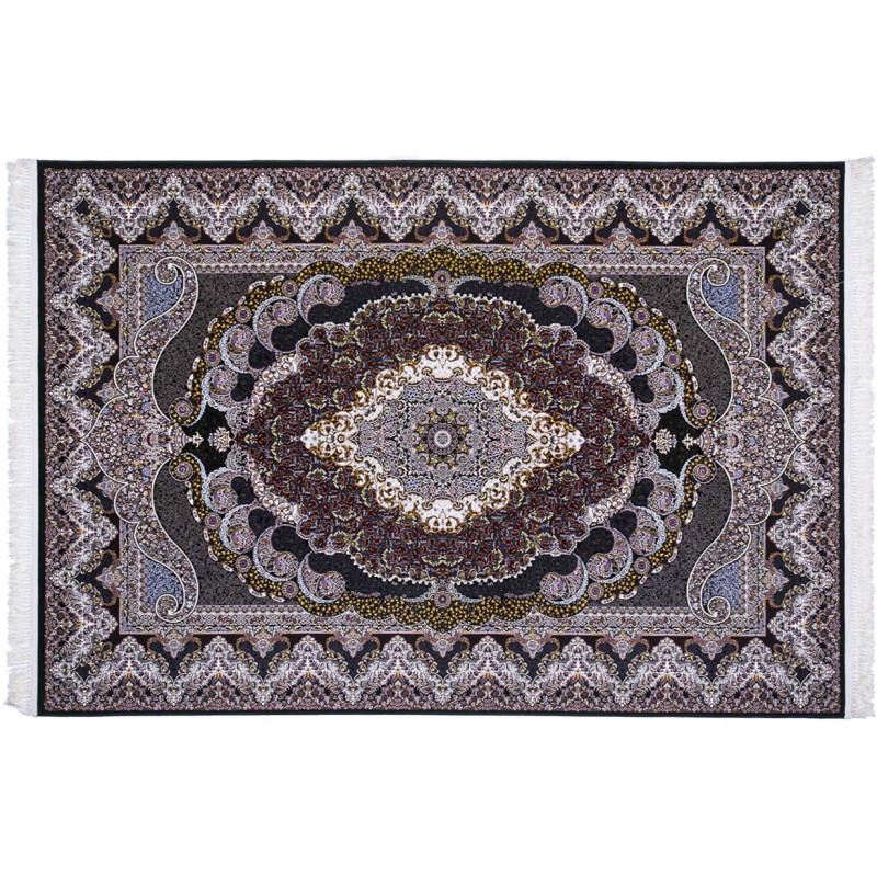 Tabriz 51 DARK BLUE