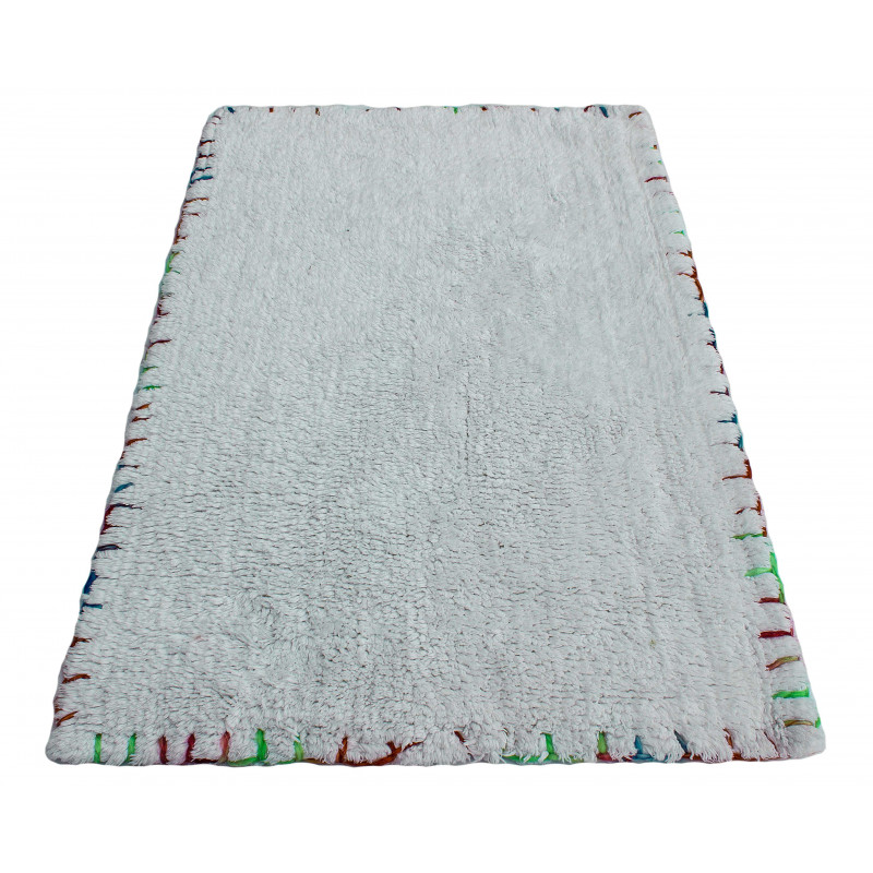 16286 BATH MAT WHITE/WHITE