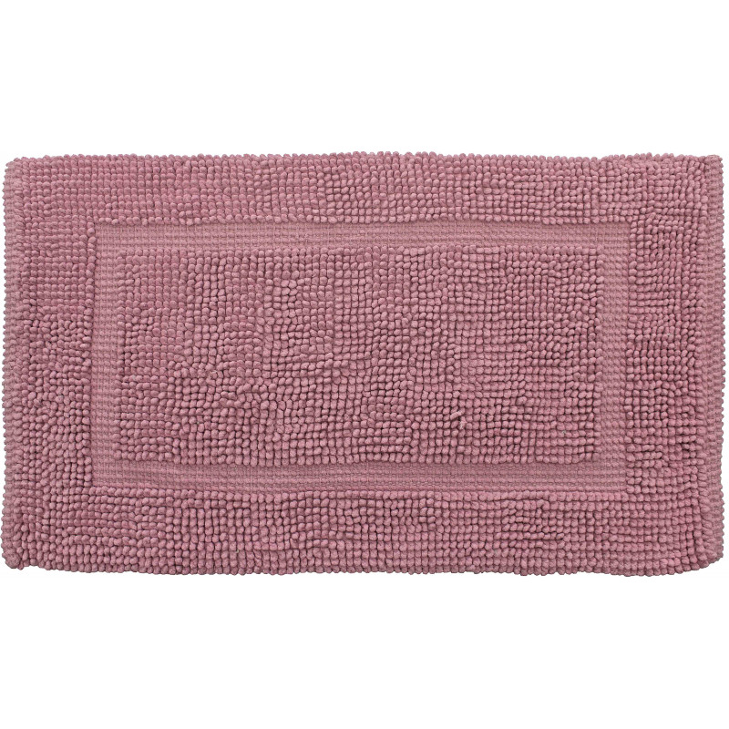 16514 WOVEN RUG PINK