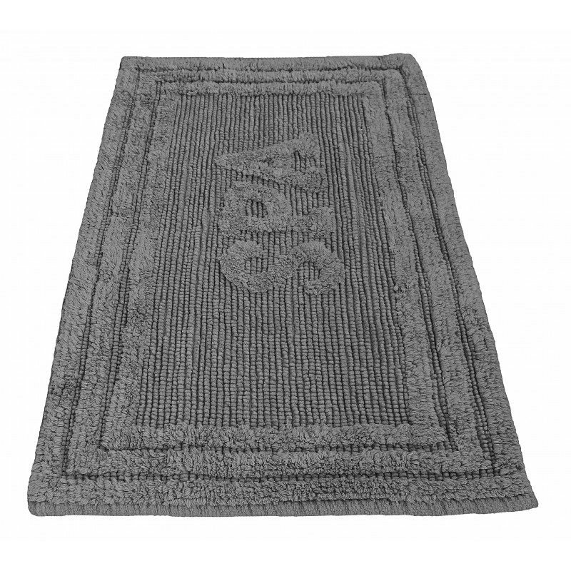 80052 WOVEN RUG L.GREY