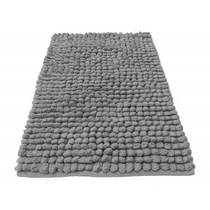 80083 WOVEN RUG L.GREY