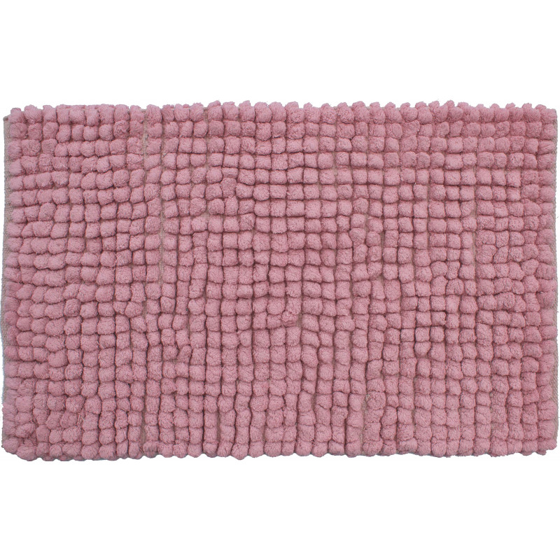 80083 WOVEN RUG PINK