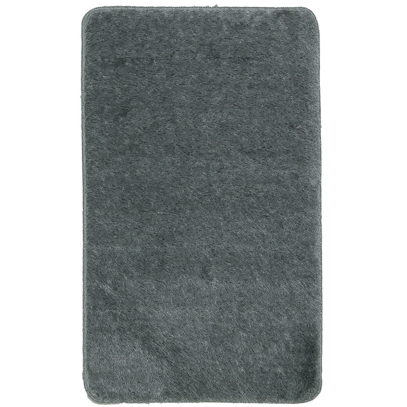 SOFT 60X100 1PC PLAIN GREY (6202)