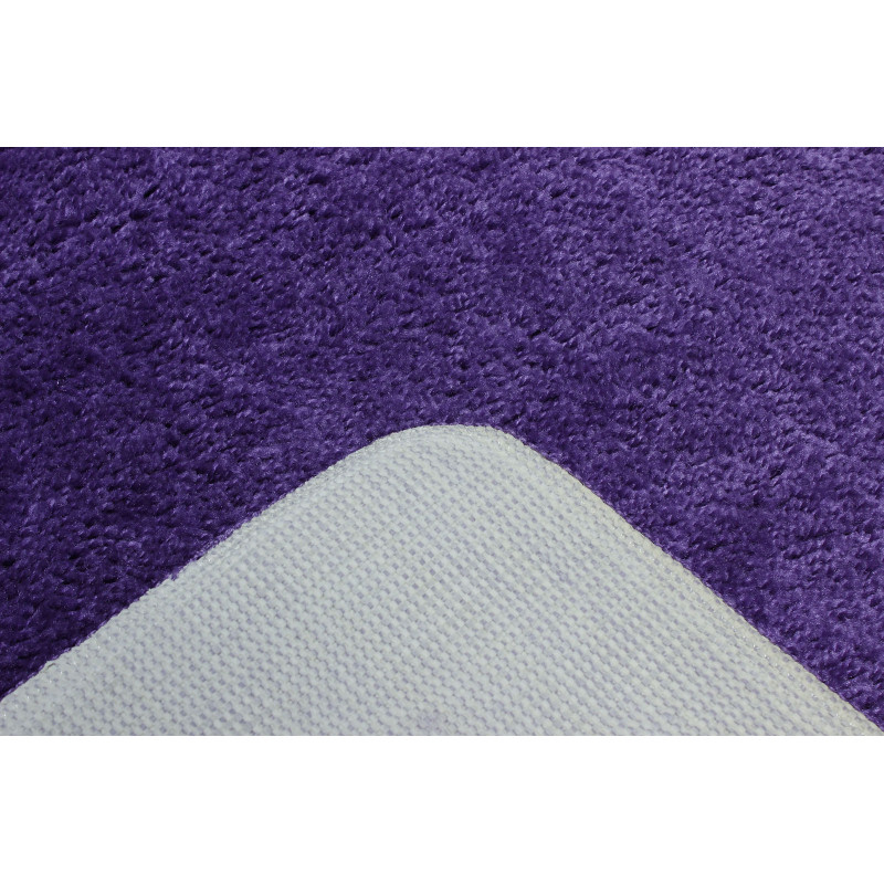 SOFT 60X100 1PC PLAIN LILAC (6074)