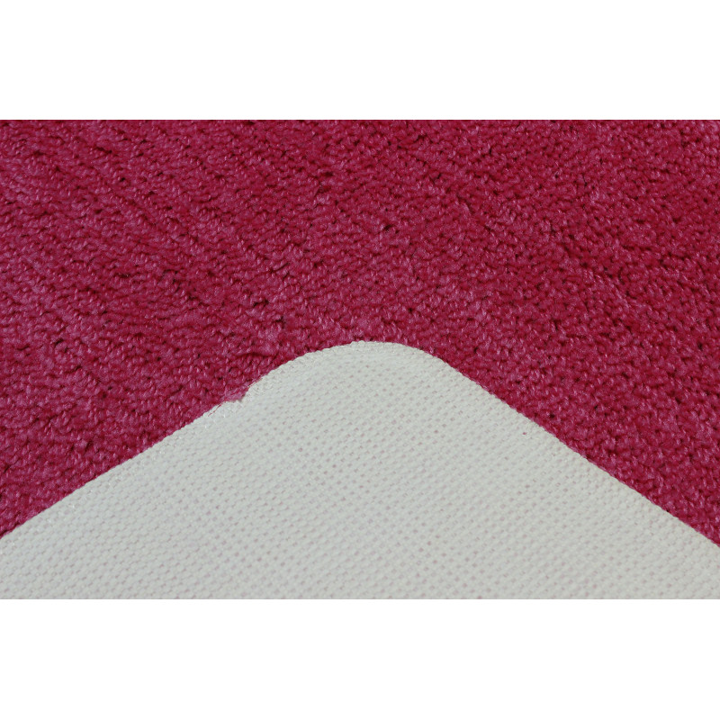 SOFT 60X100 1PC PLAIN MAGENTA